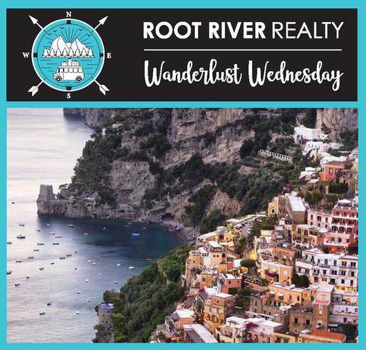 Wanderlust Wednesday: Amalfi Coast, Italy