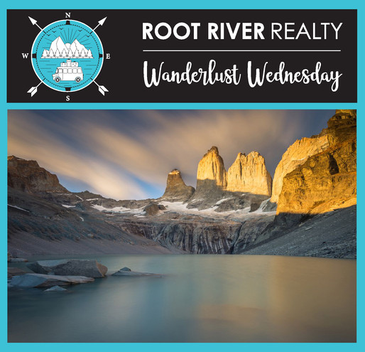 Wanderlust Wednesday: Torres del Paine National Park, Chile