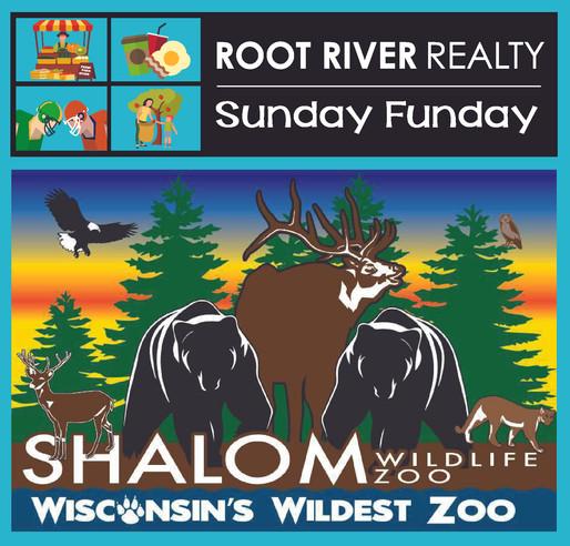 Sunday Funday: Drive Thru an amazing wildlife zoo!
