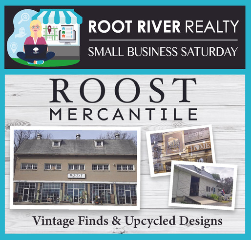 Small Business Saturday: Roost Mercantile