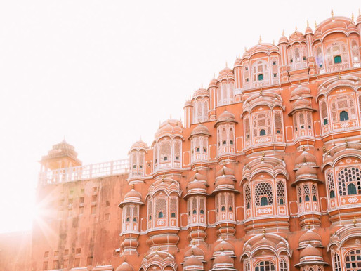 Wanderlust Wednesday: Hawa Mahal, Jaipur, India