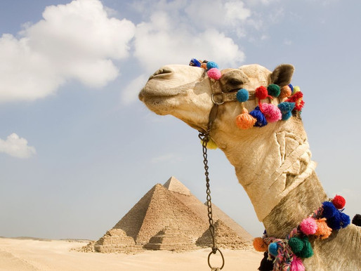 Wanderlust Wednesday: Giza, Egypt