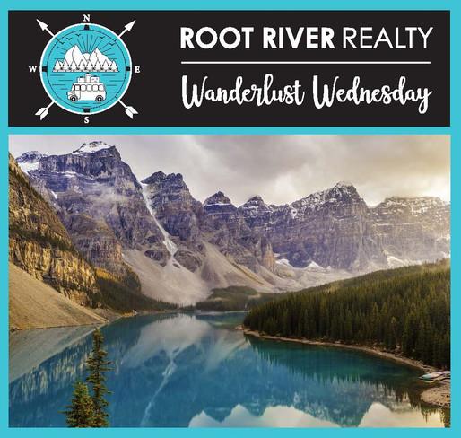 Wanderlust Wednesday: Banff National Park, Canada