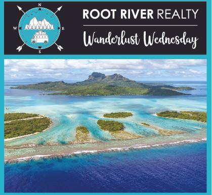 Wanderlust Wednesday: Bora Bora, French Polynesia