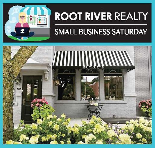 Small Business Saturday: Buckley's Restaurant & Bar