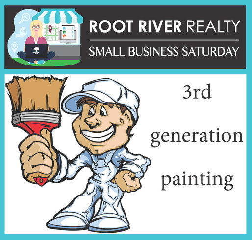 Small Business Saturday: 3rd generation painting