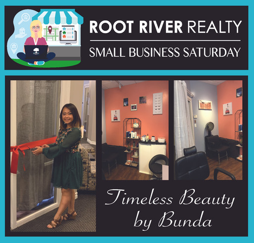 Small Business Saturday: Timeless Beauty by Bunda