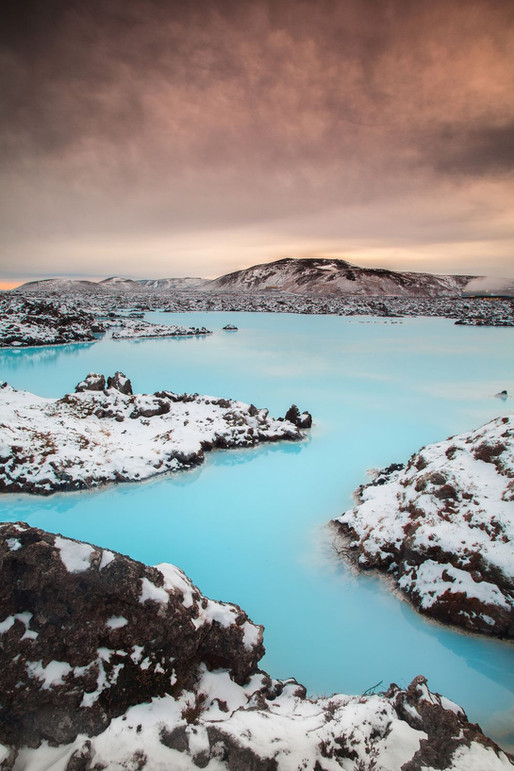 Wanderlust Wednesday: Blue Lagoon, Iceland