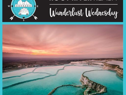 Wanderlust Wednesday: Pamukkale, Turkey