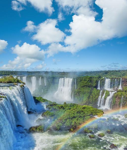 Wanderlust Wednesday: Iguazu Falls, Argentina