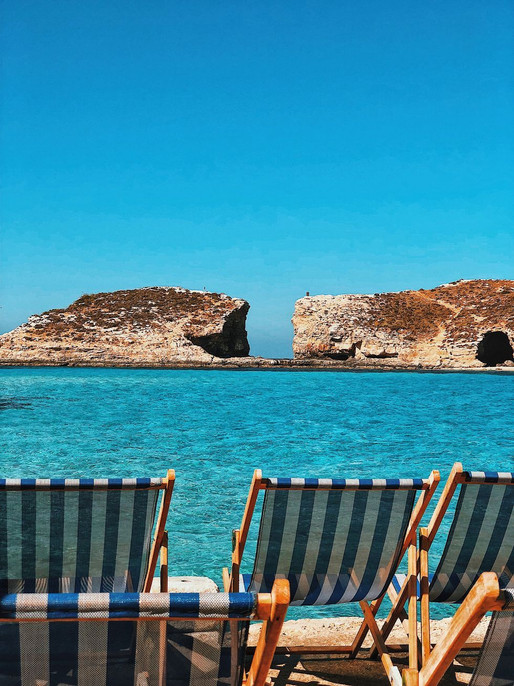 Wanderlust Wednesday: Comino Island, Malta
