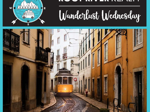 Wanderlust Wednesday: Lisbon, Portugal