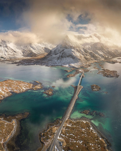 Wanderlust Wednesday: Lofoten Islands, Norway