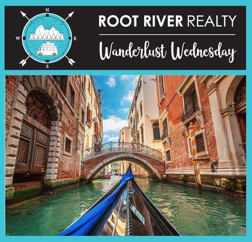Wanderlust Wednesday: Venice, Italy