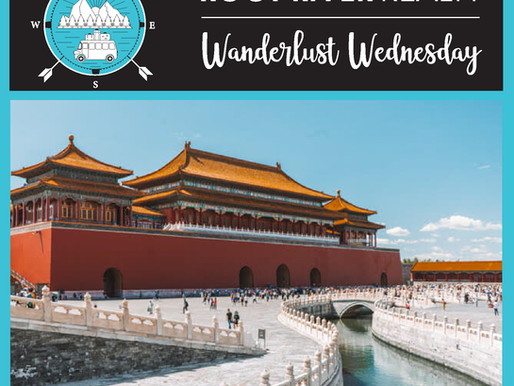 Wanderlust Wednesday: Forbidden City, Beijing, China