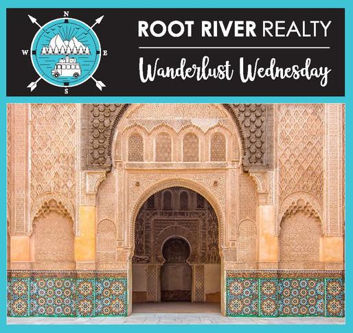 Wanderlust Wednesday: Marrakesh, Morocco