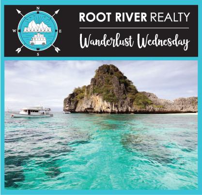 Wanderlust Wednesday: Krabi, Thailand