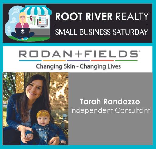 Small Business Saturday: Rodan + Fields, Independent Consultant, Tarah Randazzo