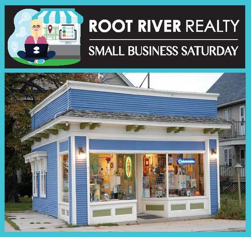 Small Business Saturday: Oniomania