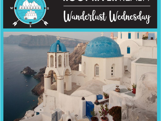 Wanderlust Wednesday: Oia, Santorini, Greece