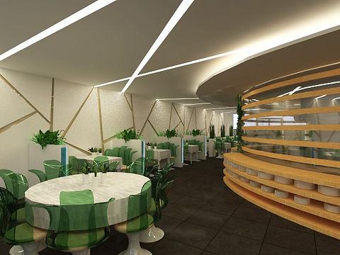 création d'espace aménagement hôtel