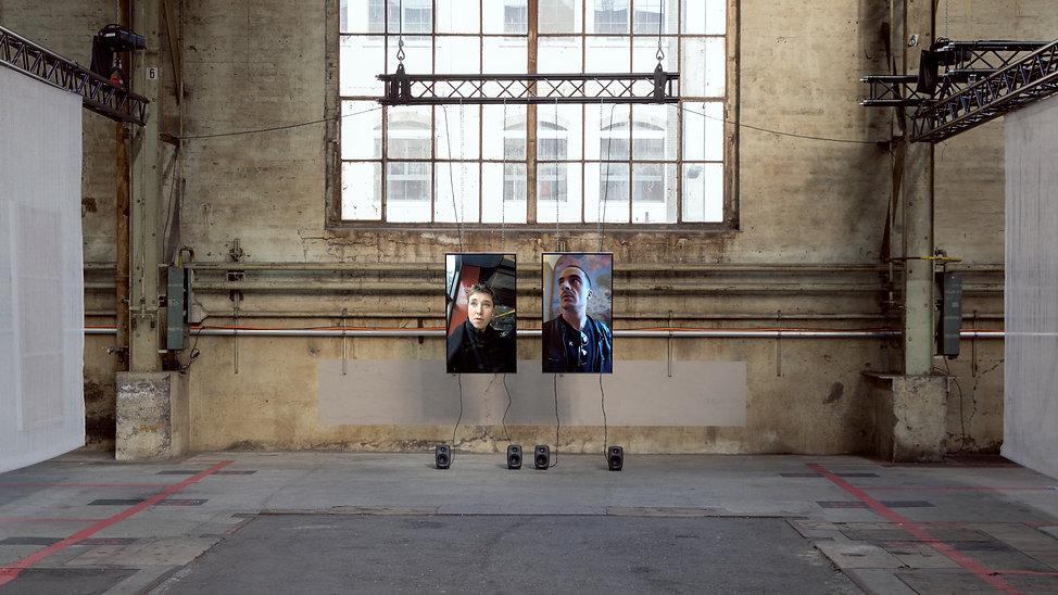40 hours present, Fiona Könz, Gregor Vogel