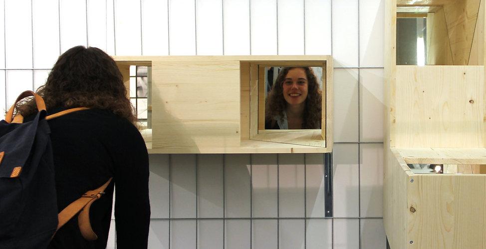 Bild im Spiegel, Fiona Könz