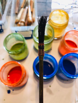 Earth Pigment Paints