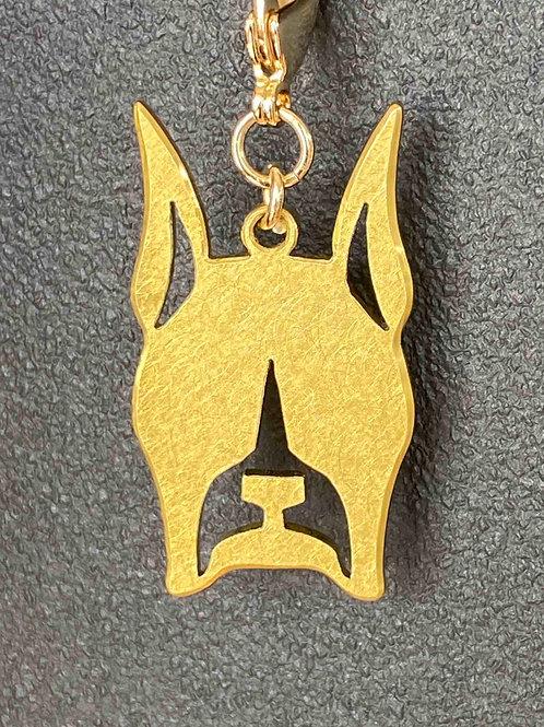 真鍮モチーフ・ボクサー(両面モザイク)