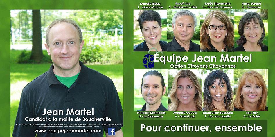 Jean Martel Boucherville