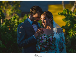 "K + C || The Wedding ""Hacienda San José"", Valle de Guadalupe 