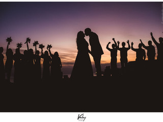 "K + B || Destination Wedding ""The Castle"", Rosarito, Mexico 