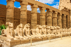 The Karnak Temple is one of the most imp