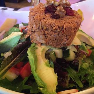 Middle Eastern Tuna Salad