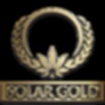 Solar Gold Gardens Logo
