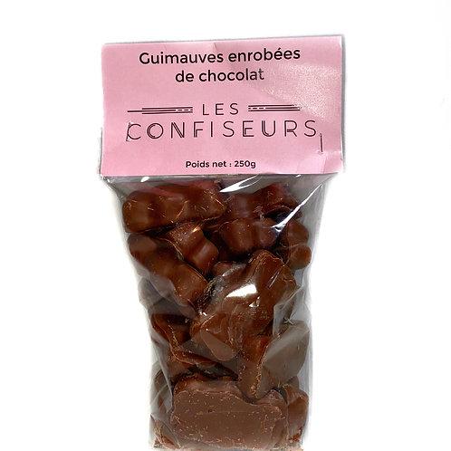 Guimauves au chocolat sachet de 250g