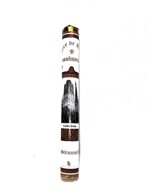 Sucre de Rouen saveur pomme emballage blanc et or N°125