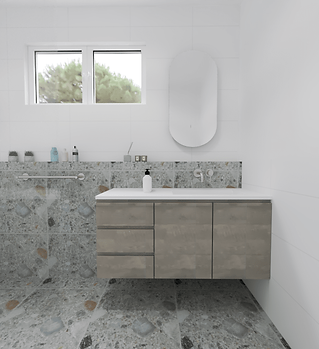 3D bathroom design by Bathroom Designer Ally Pettifor for a renovation in Adelaide.png