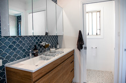 Bathroom renovation project in Happy Valley after photo