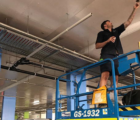 scissor-lift-adelaide-commercial-plumber