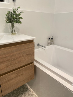 Investment property renovation in Hackham
