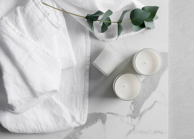 Darwin bathroom renovations towels candles