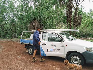 Darwin solar hot water installers image.