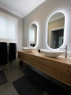 Complete bathroom renovation in St Marys, Adelaide