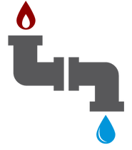 Pett Plumbing and Gas Logo