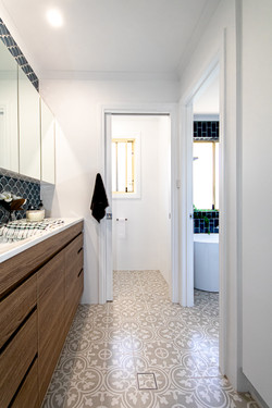 After photo of Happy Valley bathroom renovation