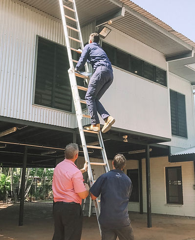Darwin solar hot water installations and
