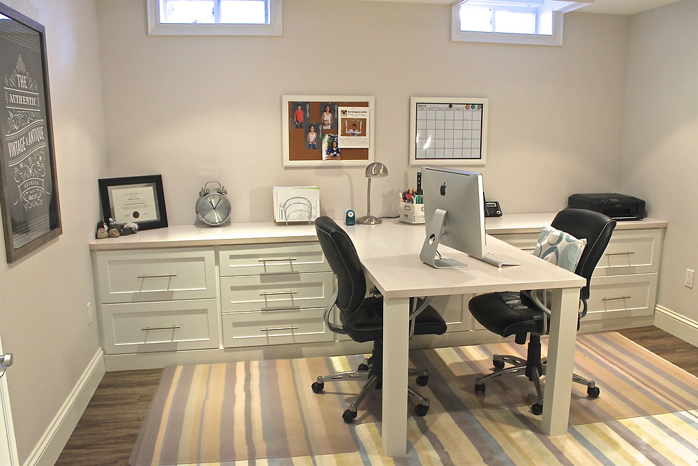 Functional home office by Georgia's Design