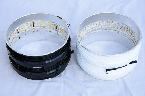 LED Spacer Space Bucket Upgrade