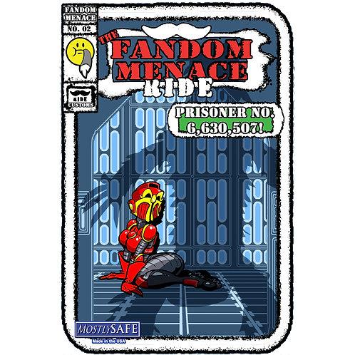 The Fandom Menace #2: Comic Book Science-Fiction/Humor